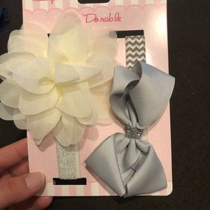 Other - Handbands for baby girl